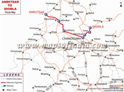 Amritsar To Shimla Route Map Flowchart While Do For Lengkap Loop With States Of Matter Worksheet Examples Ppt Flow Chart Fitness While(1) Xmind Erstellen