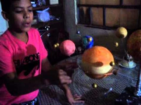 sistema solar movil tbg youtube