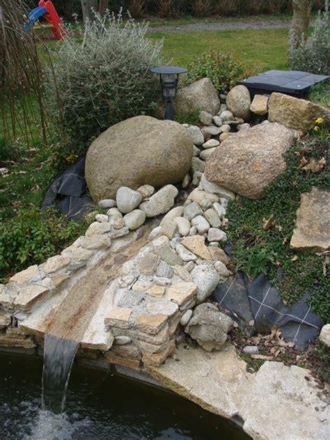 bureau brest cascade d 39 eau paysagiste à brest paysage création