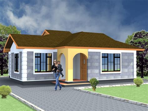 2 Bedroom House PlansFree Download HPD Consult