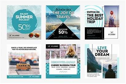 Templates Social Pack Advertisement Instagram Vol Brandpacks