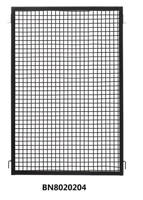 feet width  gauge wire mesh machine guarding panels  outdoor environments