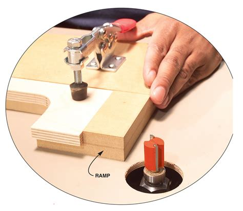 how to make a router template 17 router tips popular woodworking magazine