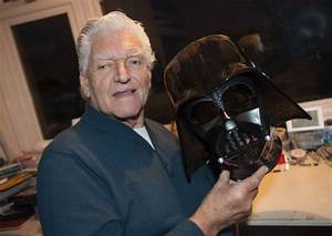 Actor Dave Prowse on how Darth Vader ended up happily ...