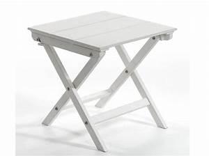 Petite Table Pas Cher : petite table ext rieur pas cher mc immo ~ Carolinahurricanesstore.com Idées de Décoration