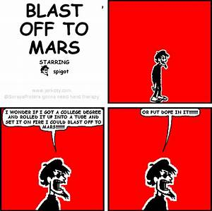 Blast Off to Mars - Pics about space