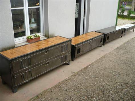 cuisine bois metal meuble cuisine en metal table de cuisine table de cuisine