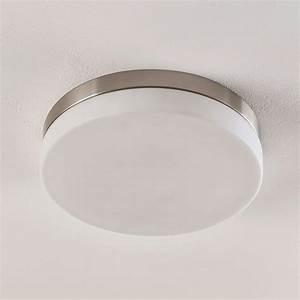 Led Deckenlampe Bad : led deckenlampe amilia 30 cm bad ip44 lampenwelt ~ Watch28wear.com Haus und Dekorationen
