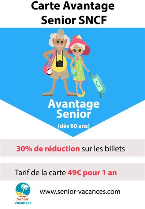 Changement Billet Sncf by Carte Avantage Senior Sncf Tout Savoir Sur Le Changement