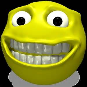 Smiley Face On Drugs