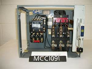 Used Motor Control Centers for Sale - Square D Model 4 120 ...