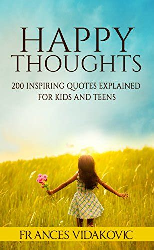 amazoncom happy thoughts  inspiring quotes explained