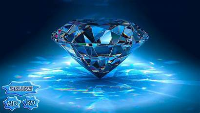 Diamond Bright 3d Wallpapers King Sparkling Android