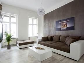 modernes wohnzimmer braun wohnzimmer modern streichen