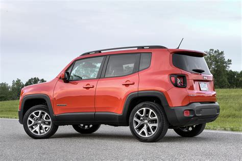 Jeep Renegade Photo 2018 jeep renegade gains an updated interior and new