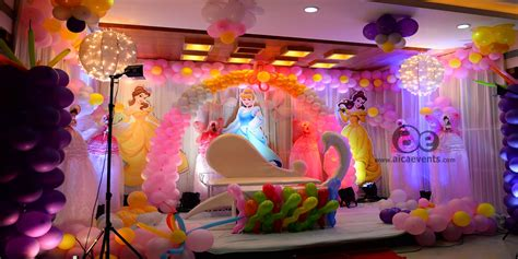 aicaevents barbie theme decorations  aica
