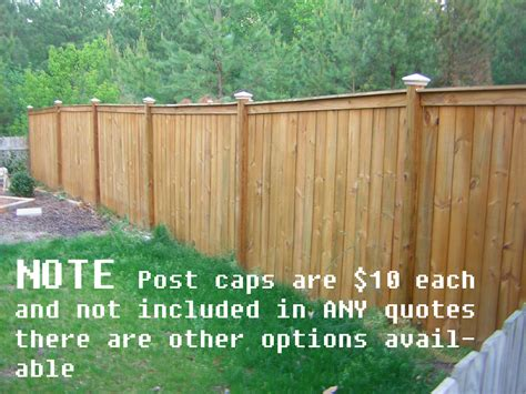 price of fencing free raleigh fence quotes wood fence estimates prices cost