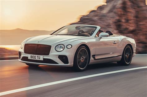 2019 Bentley Gt by Bentley Continental Gt Convertible 2019 As 237 Es El Nuevo