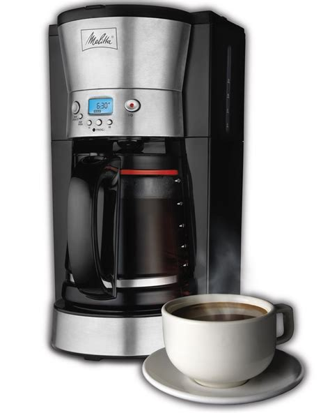 Or, pack it along for trips where the coffee situation will be. Melitta Coffee Maker @BBT.com