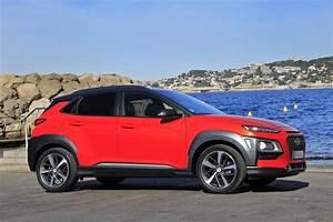 Essai Hyundai Kona Electrique : essai hyundai kona essence notre avis sur le nouveau suv cor en photo 5 l 39 argus ~ Maxctalentgroup.com Avis de Voitures