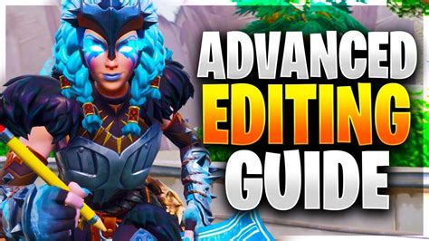advanced edit guide  edit courses  improve editing