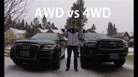 What Is Better 4wd Or Awd by 4x4 Vs Awd Which Is Better
