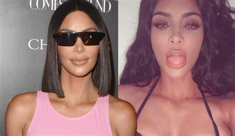 Kim Kardashian's Chanel Bikini Leaves Very Little To The ...
