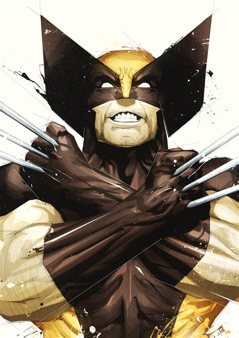SuperHeroPicts : Photo   Wolverine art, Wolverine marvel ...