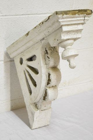 Architectural Corbel by Salvaged Wood Corbel Bracket Columbus Architectural