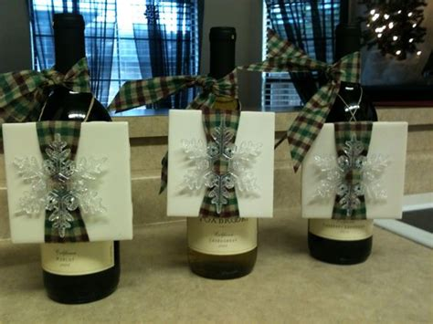 christmas gifts for doctors offices small bottles bottle of wine and great gifts on