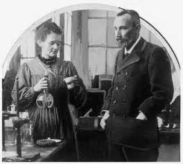 Image result for Professor Pierre Curie revealed the discovery of Polonium.