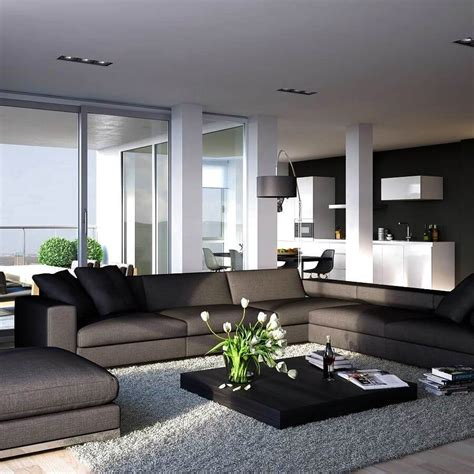 attractive modern living room design ideas
