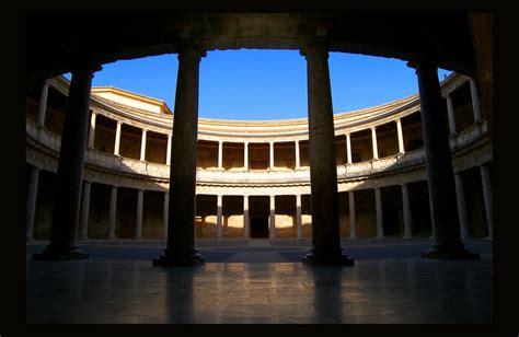 palacio de carlos  granada