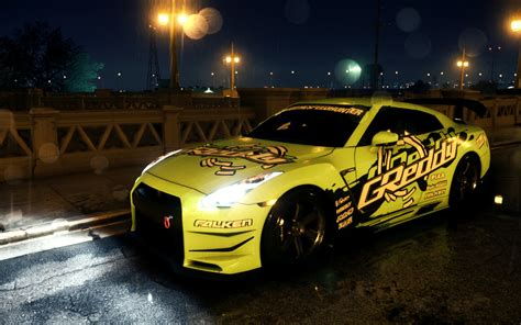 GReddy R35 by RoninJr | Need for Speed 2015 | NFSCars