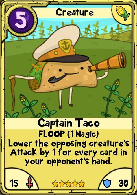 captain taco card wars wiki fandom powered by wikia