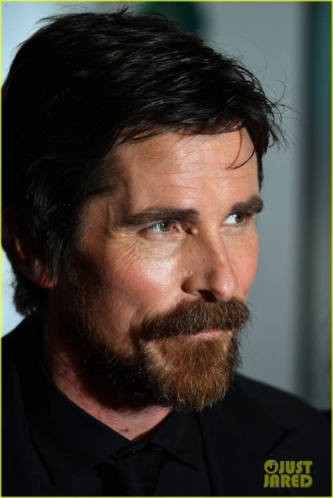 Christian Bale Wife Sibi Attend Baftas Photo