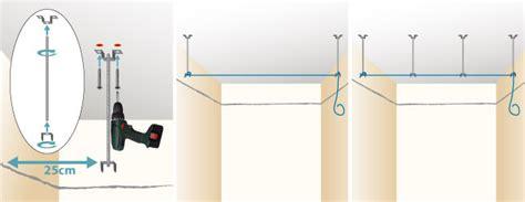 poser un faux plafond en plaques de pl 226 tre plafond