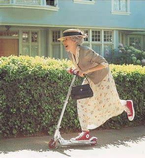 When I'm eighty... | Vieillir, Vieilles dames, Bien vieillir