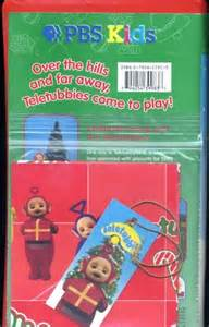 Merry Christmas Teletubbies VHS