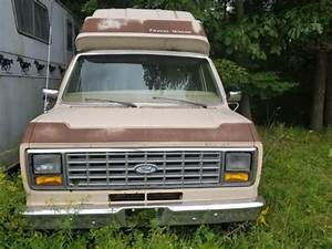 1985 Ford E150 Conversion Van For Sale