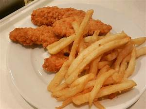Fried Chicken Tenders And Fries | www.pixshark.com ...