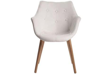 fauteuil blanc max fauteuil design pas cher