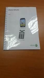 Doro 6520 Full User Manual Guide Instructions Printed 72