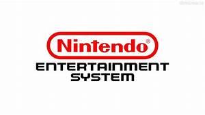 Nintendo Nes Entertainment System Game Console LOGO Fridge