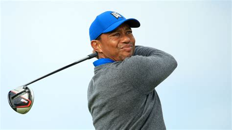 Tiger Woods downbeat after British Open opening round ...