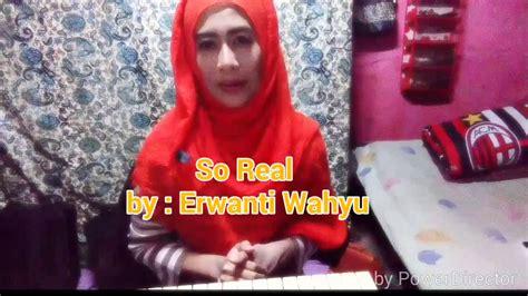 So Real Cover (erwanti Wahyu) Indonesia Keyboard
