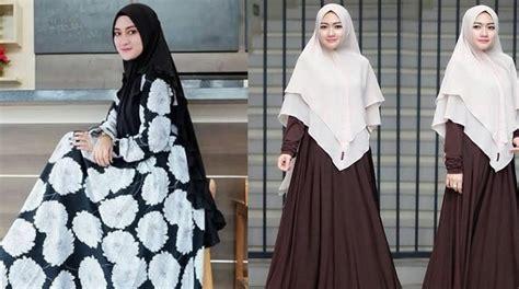 tampil cantik  hijab syari  modern