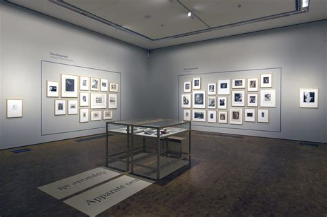 Exhibition 'the Museum Of Photography A Revision' At