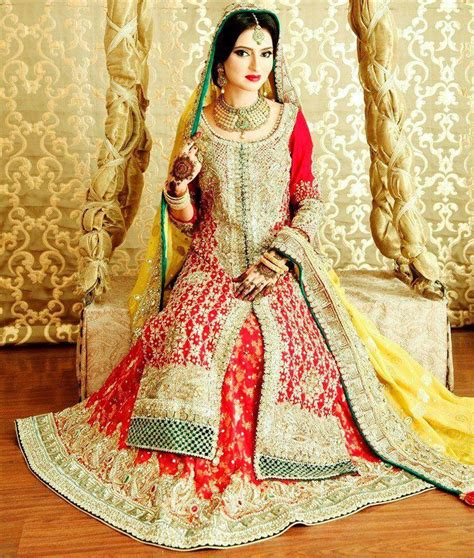 Latest Bridal Dresses in Pakistan - Girls Mag