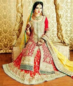 Latest Bridal Dresses in Pakistan